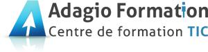 LOGZINE – Adagio Formation Logo