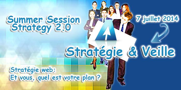 stratégie et veille internet web