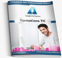 Catalogue des formations Webmarketing et Webmastering d