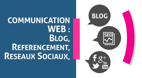 Communication Web: 3 jours pour y voir clair