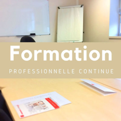 Formation professionnelle ou formation continue ?